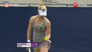 网坛美女艾丽森里斯克比赛花絮,打网球的妹子身材真好