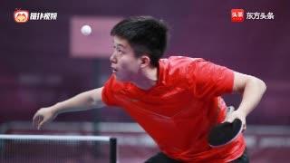 10-0拿下张本!青奥会乒乓球男单决赛 王楚钦完胜日新秀夺冠