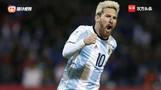 阿根廷的灵魂!盘点梅西国家队十佳球