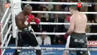 重量级拳王争霸,帕克大战塔卡姆,被打成重创仍不愿放弃