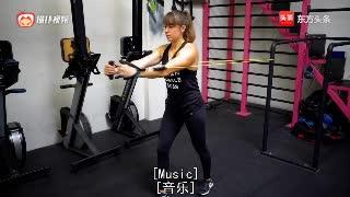 20个上肢阻力带训练动作,简单易学的健身动作,轻松锻炼麒麟臂