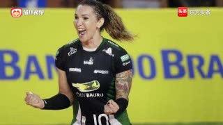 巴西排球变性人欲进奥运赛场!身体条件出色,公平问题存疑