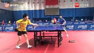 乒乓球发转不转正反手两面拉抢攻,在训练比赛中要注意哪些事项?