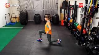 健身不练腿,一切都白搭,18个自重锻炼腿部肌肉的动作送给你