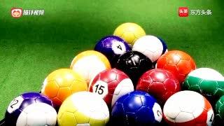 站在桌球台上你可以干嘛,台式足球带给你运动新体验