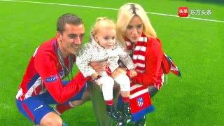 足球明星的孩子们,C罗儿子从小就爷们,梅西儿子可爱到爆