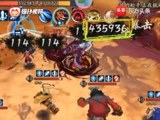 阴阳师反击流:逢魔之时的鬼王吸血姬自损几十万,伤敌却不到一千