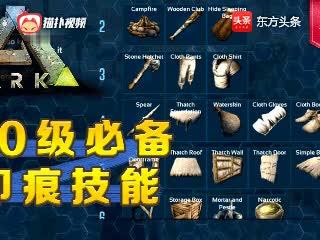 蒙面师「方舟」手游,印痕技能选择策略,2至40级