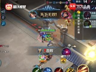 王者荣耀:今日更新上线福利,只要玩边境突围模式可得英雄碎片