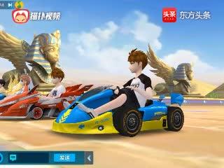 QQ飞车手游:新手小板车用着慌的一批,大家看看有没有潜力?