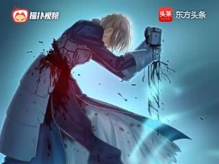 Fate:卫宫士郎参战,Saber身受重伤,该逃走还是助战?