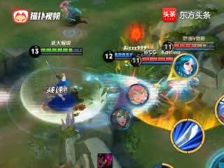 王者荣耀:霸气橘右京的超神之路,玩辅助一样可以带队友躺赢