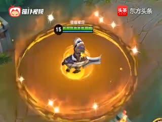 王者荣耀:官方对多个英雄全面优化,项羽的技能太炫酷了吧!