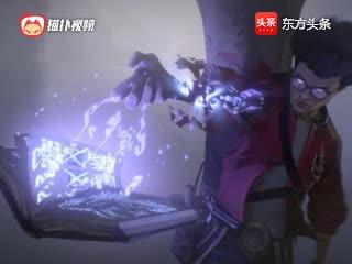 助力LOLS8世界总决赛,LPL官方解说宣传片