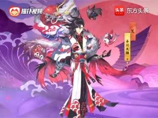 阴阳师式神故事:高天原的荒是破坏神?为保护爱人斩杀八岐大蛇