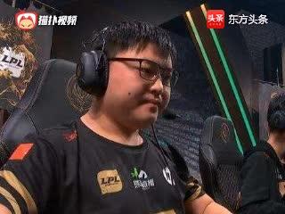 RNG团战美如画,Uzi个人秀,第一次看到韩国人这么绝望!