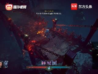 一款比《暗黑破坏神》更具可玩性的游戏,续作的打击感依旧很糟糕