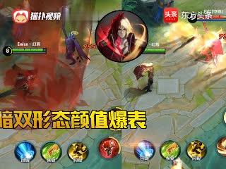 王者荣耀:新英雄李信介绍,首个三形态14技能英雄!新任单挑王