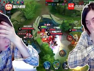 王者荣耀: 张大仙为了个蓝buff, 居然遭遇敌方4个人