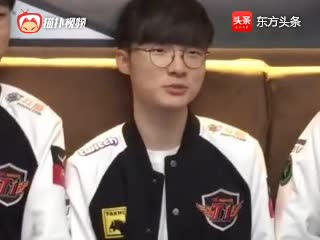 Faker:来韩国的话点炸鸡吃的话很不错哦