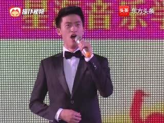 实拍,星海音乐学院王仲瑔美声演唱《我爱你中国》