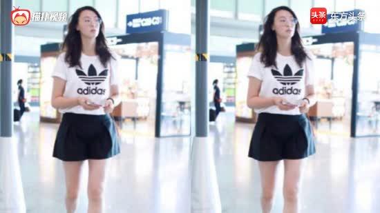 192cm的27岁女神退役,网友直呼:这才是正真的大长腿!