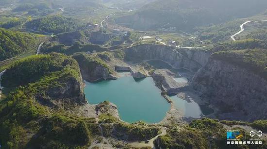 终于!日本挖的88米巨坑 中国人砸20亿填平了