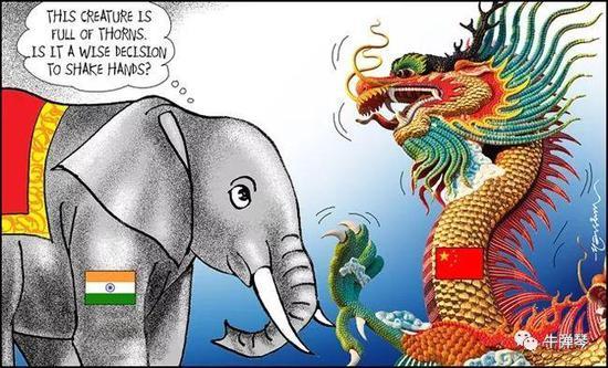 中国与这个麻烦最多的邻国边界谈判 信息量很大