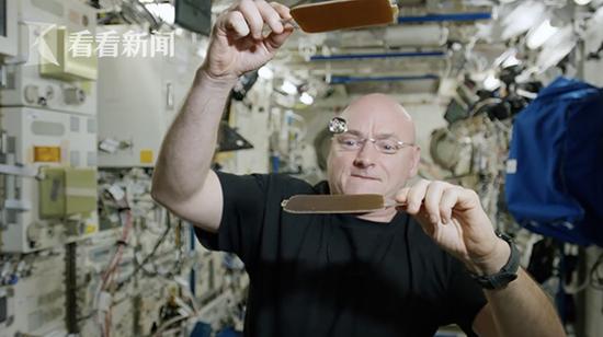 NASA宇航员太空待340天 DNA发生永久突变
