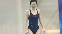"""为何跳水运动员上岸后要马上要""""冲澡"""",看完解开多年疑惑"""