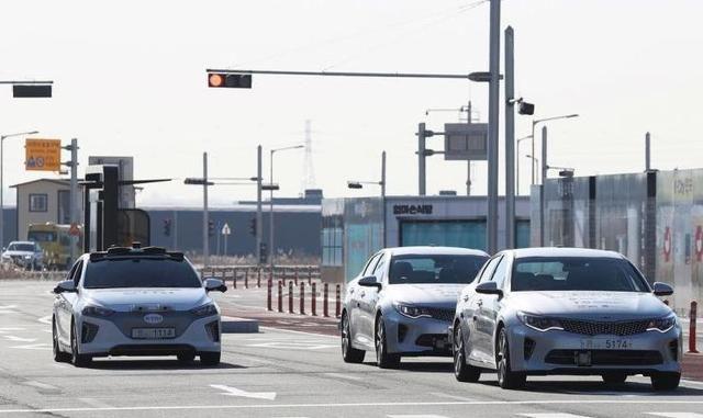 重庆建成5G自动驾驶应用示范公共服务平台
