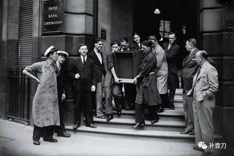 瑞士银行的秘密要打开了,谁在暗处瑟瑟发抖?