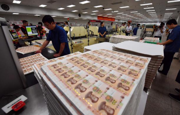 探访印钞厂:白纸如何变身钞票,印钞工作是怎样的体验?