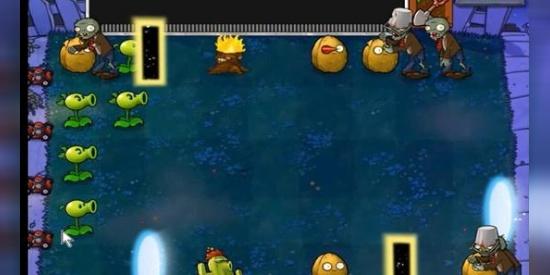 游戏解说植物大战僵尸迷你游戏之斗转星移