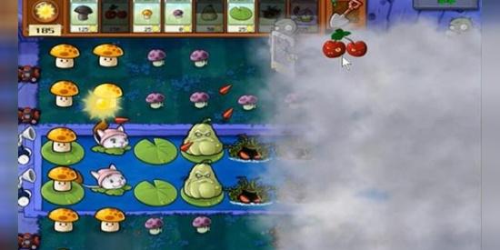 游戏解说植物大战僵尸生存模式之浓雾
